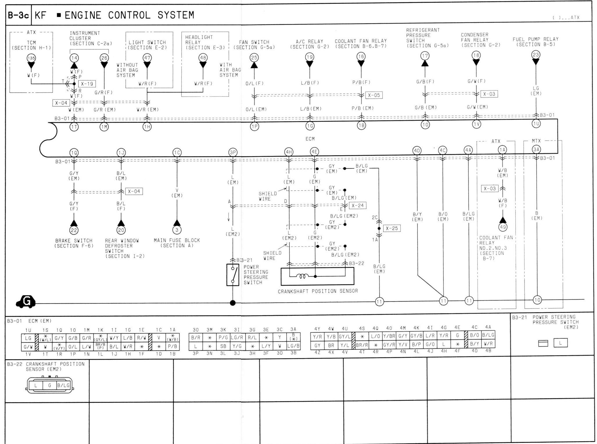 mazda midge wiring diagram mazda atv contactor wiring diagram, Wiring diagram